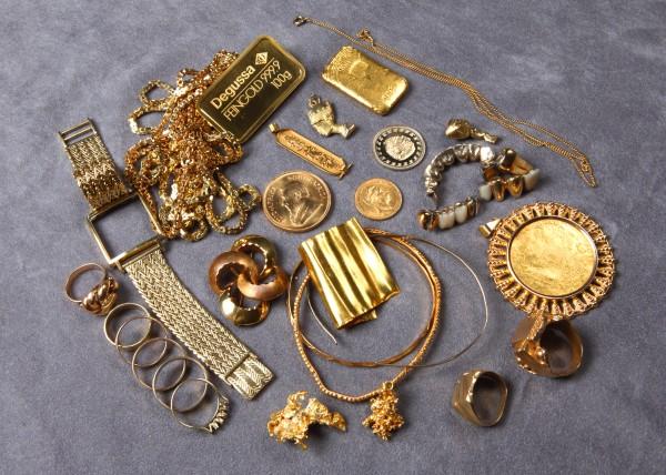 900 Münzgold / Medailliengold Schmuckgold – Altgold Ankauf - 1 GRAMM