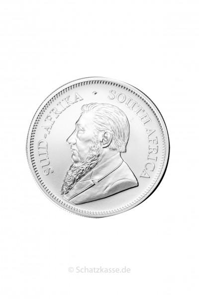 Krügerrand Silber 1 Unze 2021
