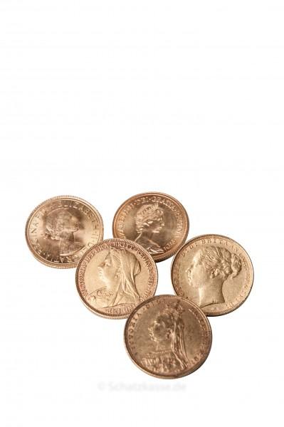 Sovereign 1 Goldpfund diverse