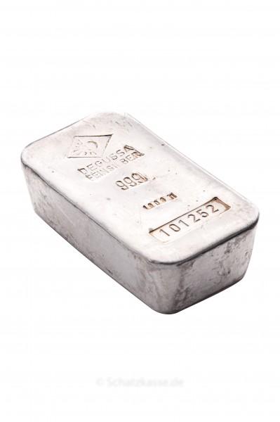 1000 Gramm Silberbarren LBMA