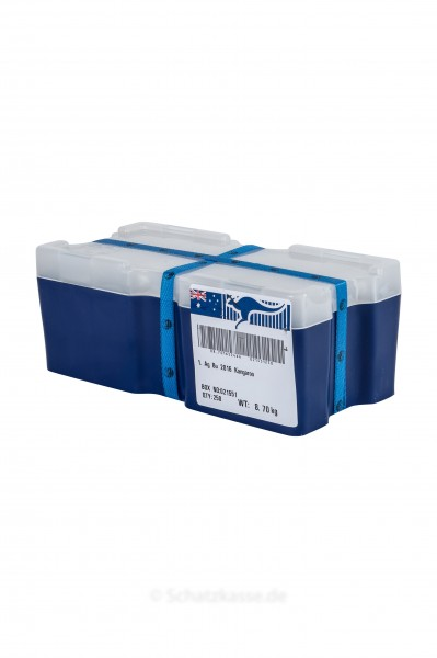 Känguru Silber 1 Unze - 250er Masterbox