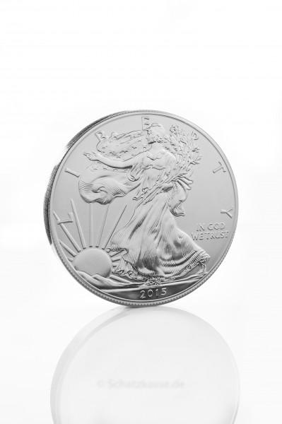 American Silver Eagle - 1 Unze Silber Münze