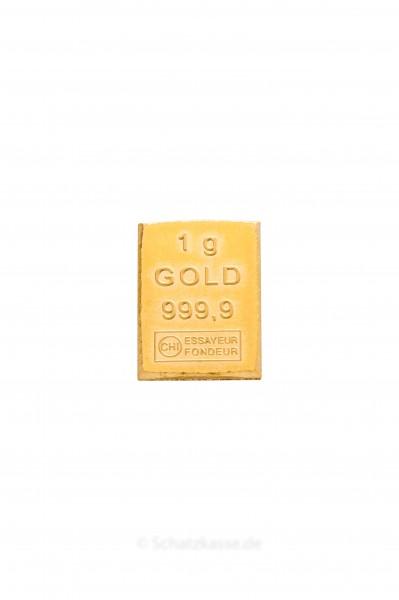 1 Gramm Goldbarren diverse Hersteller (LBMA)